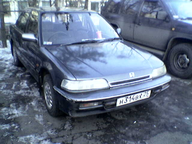 1990 Honda Civic