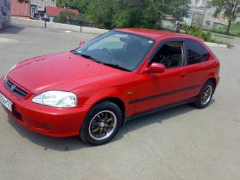 1999 Honda Civic picture
