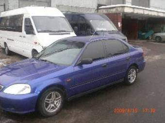 2000 Honda Civic picture