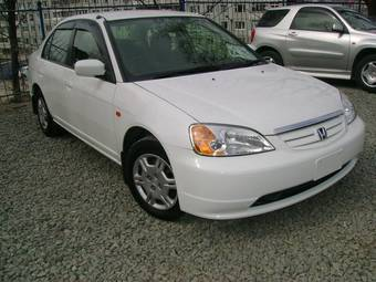 2002 Honda Civic picture