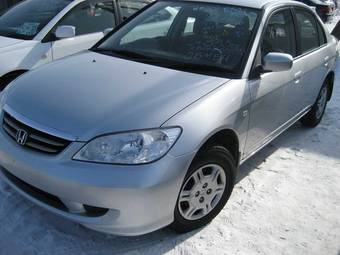 2004 Honda Civic picture
